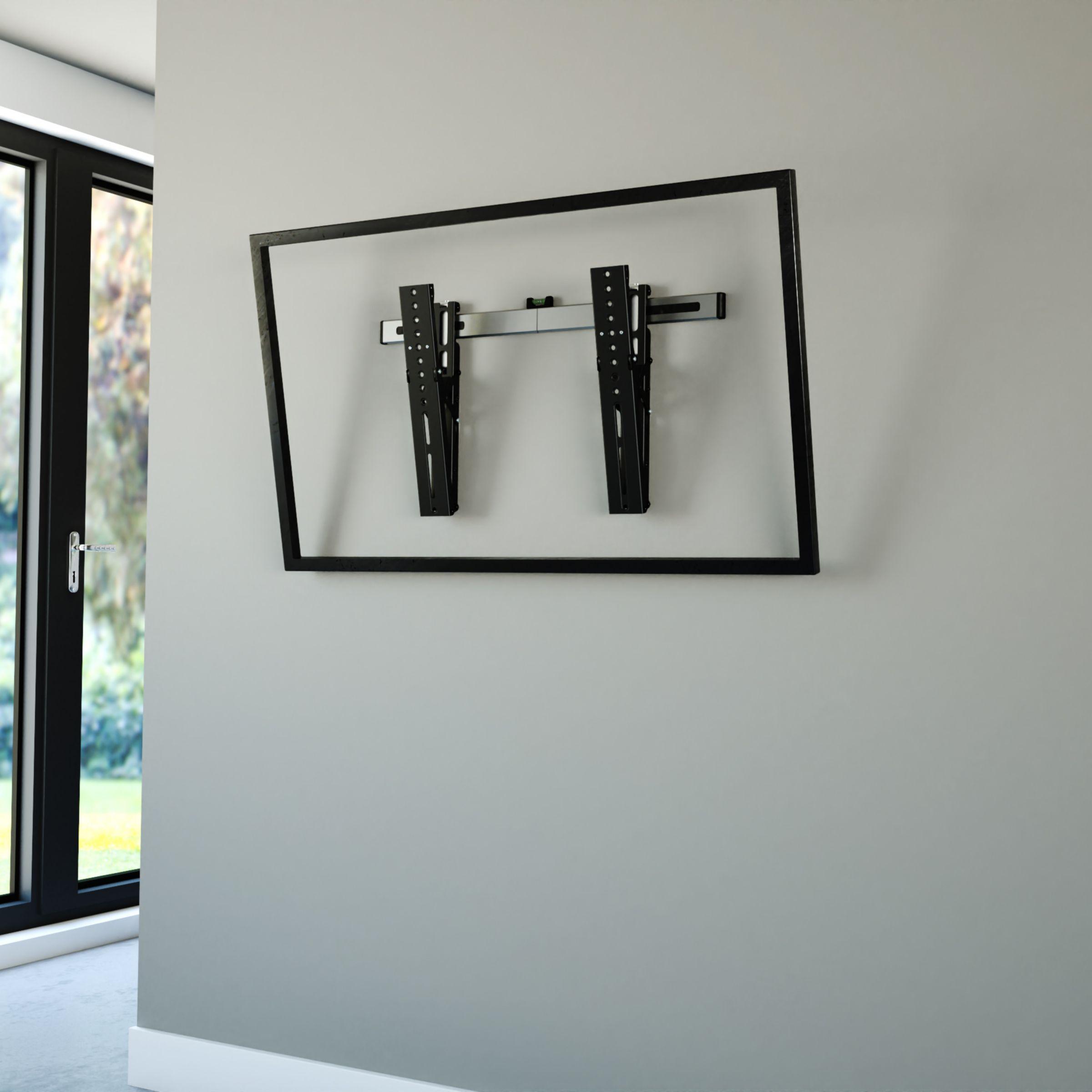 Tilting wall mount
