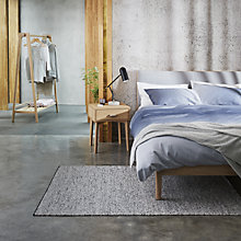 Buy Design Project by John Lewis No.010 Bedding, Blue Online at johnlewis.com