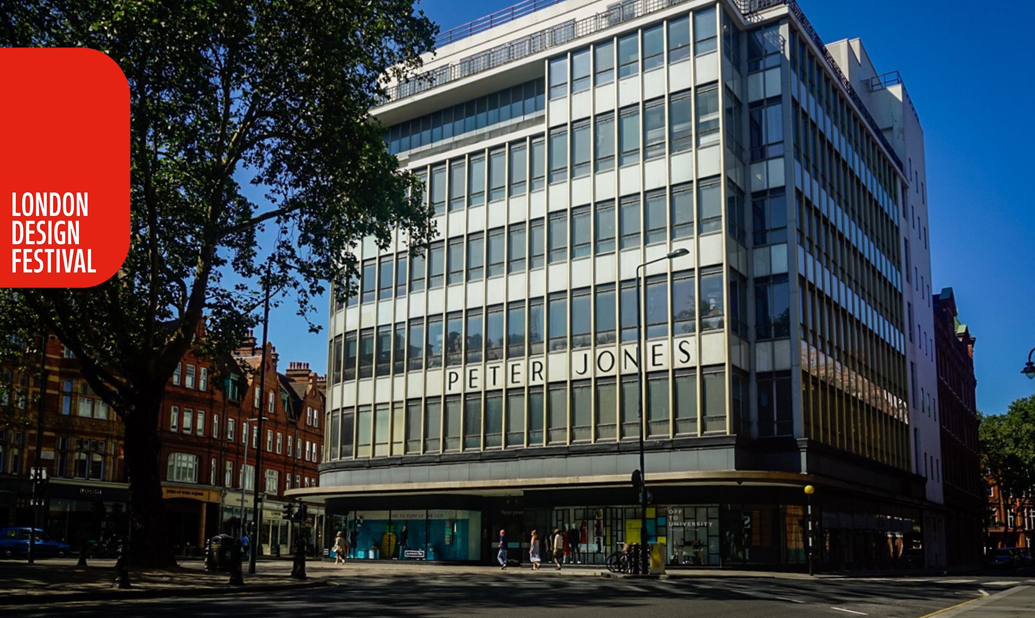 Peter Jones & Partners + The London Design Festival
