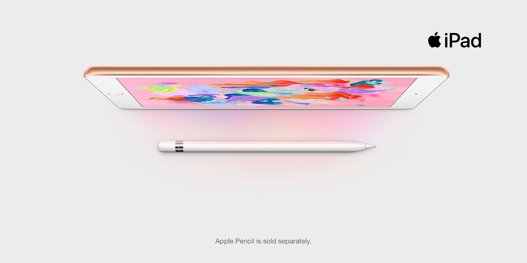 iPad - Apple pencil sold seperately