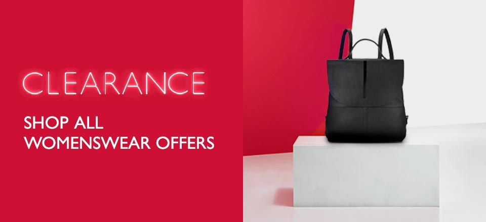 Clearance - Shop all Womenswear offers