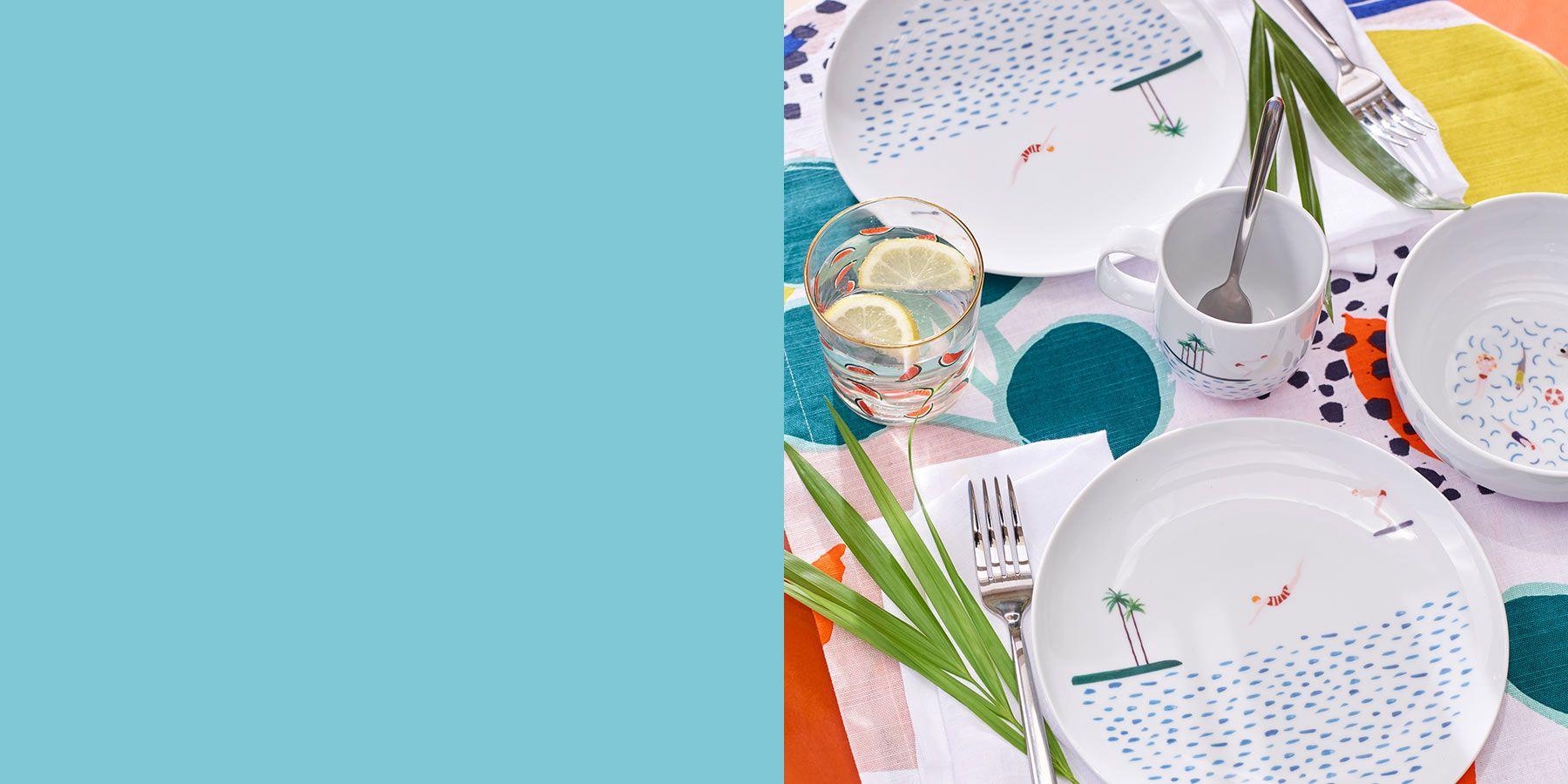 Tableware  sc 1 st  John Lewis & Tableware | Table Linen Cutlery Glasses u0026 Serveware at John Lewis