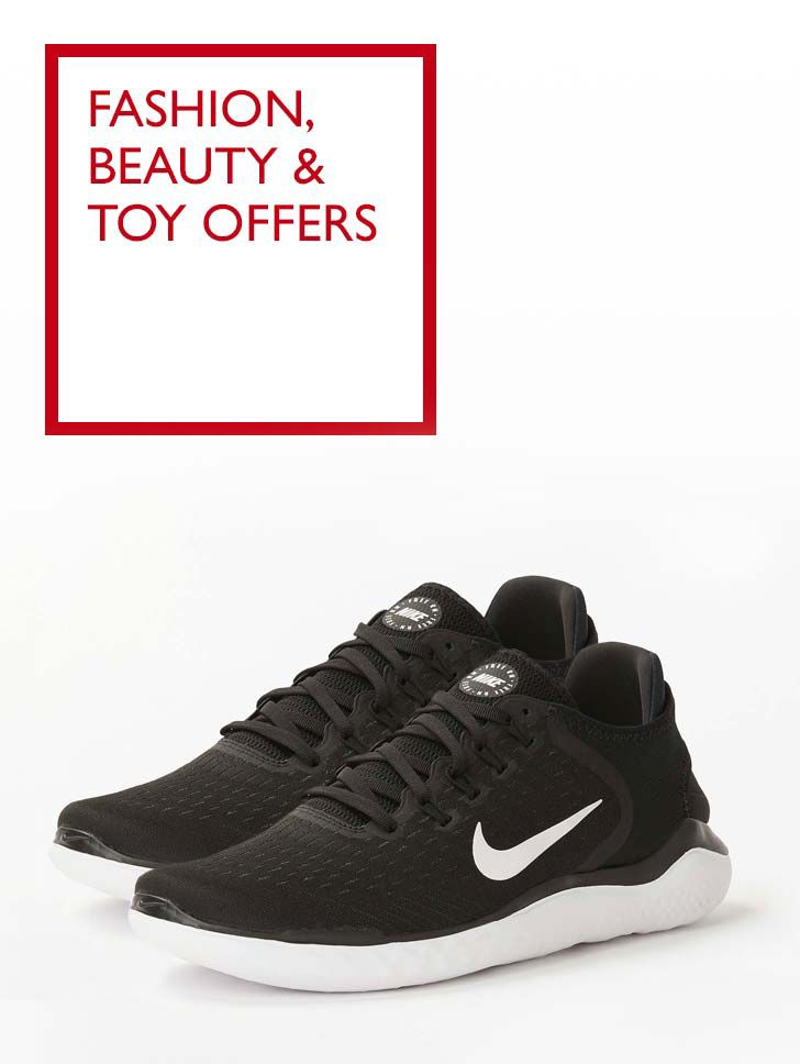 Fashion, Beauty & Toy offers