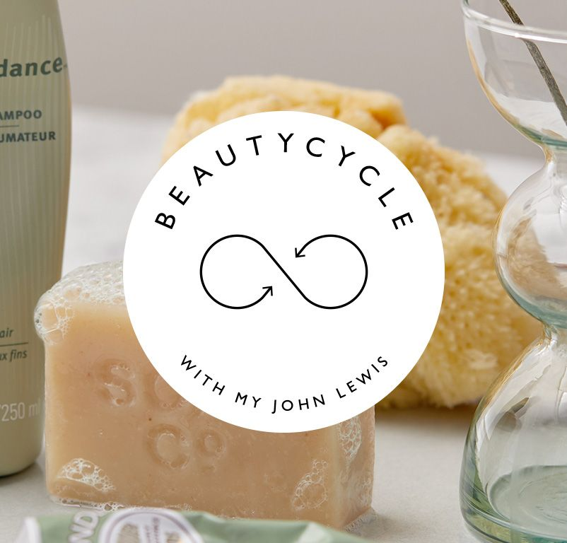 Beauty Cycle with my John Lewis