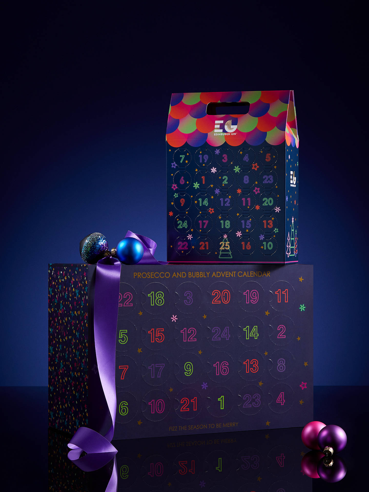 Buy Fizz Advent Calendar, 480cl Online at johnlewis.com