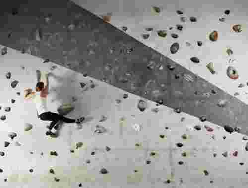2020 fitness trends: rock climbing