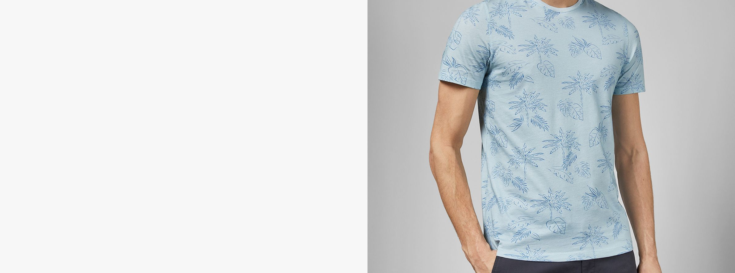 9a16fbd99 Men's T-Shirts | Diesel, Selected Homme, Ted Baker | John Lewis
