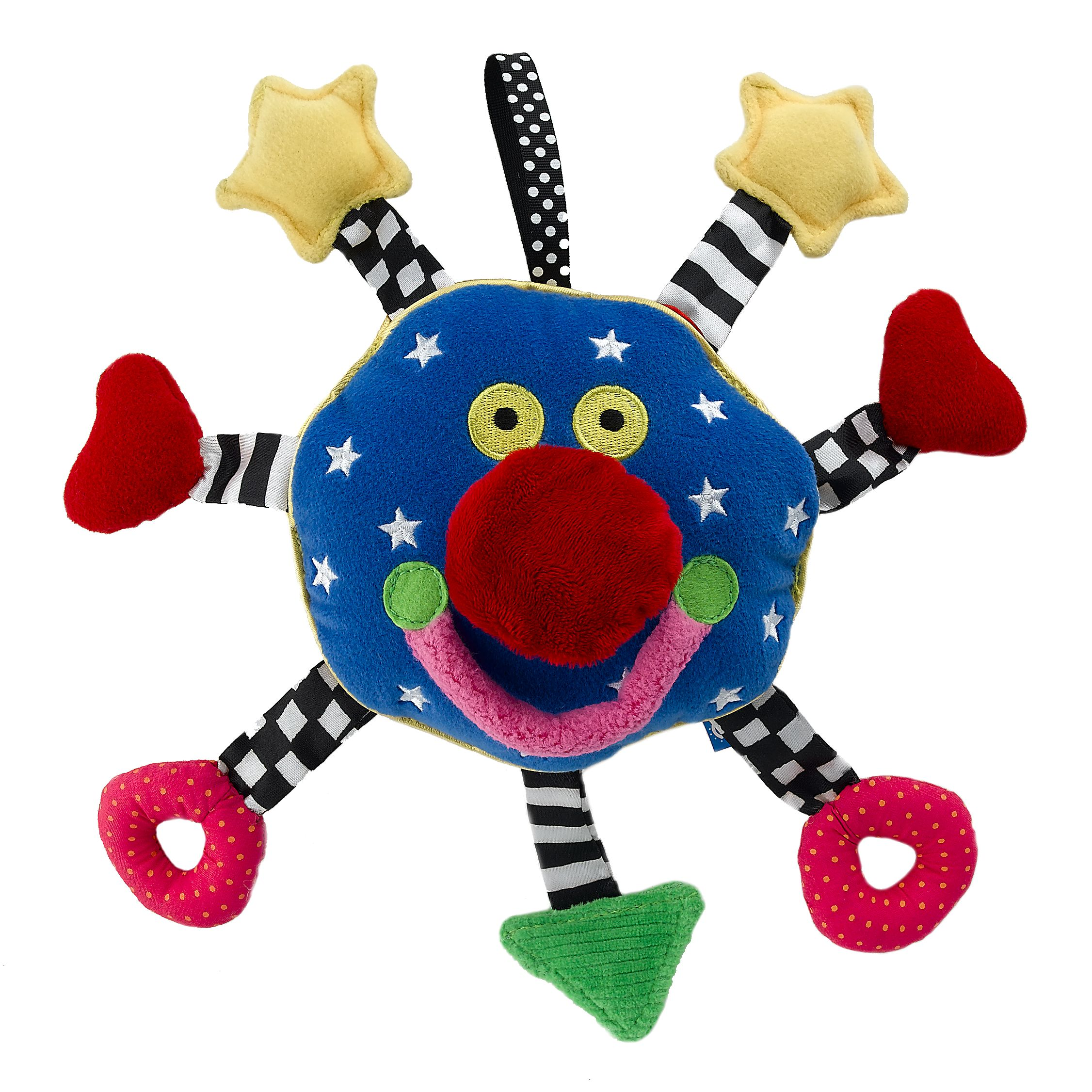 Whoozit Whoozit Activity Toy