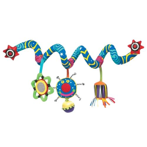 Whoozit Whoozit Spiral Toy