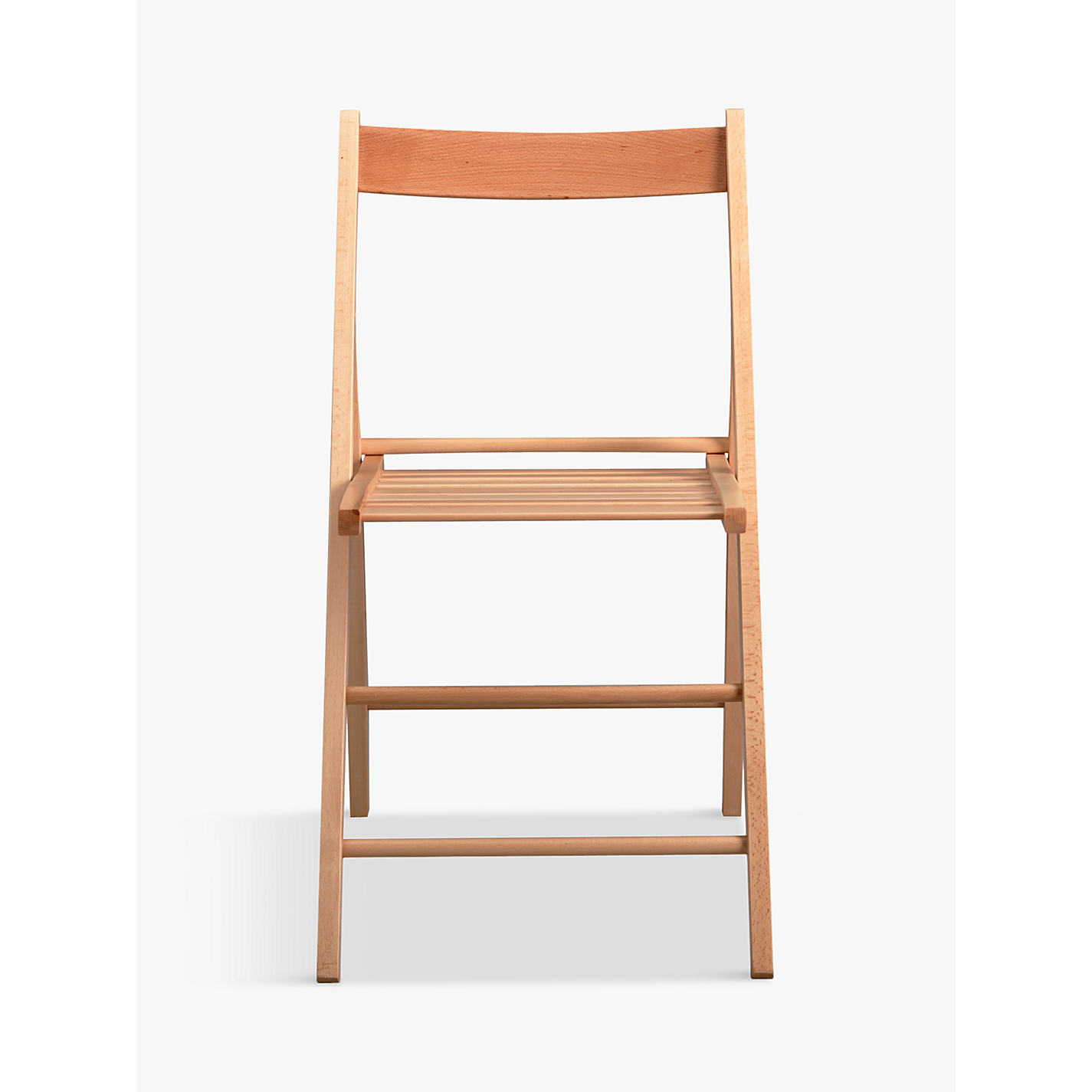 Buy House by John Lewis Buiani Folding Chair FSC Certified Beech