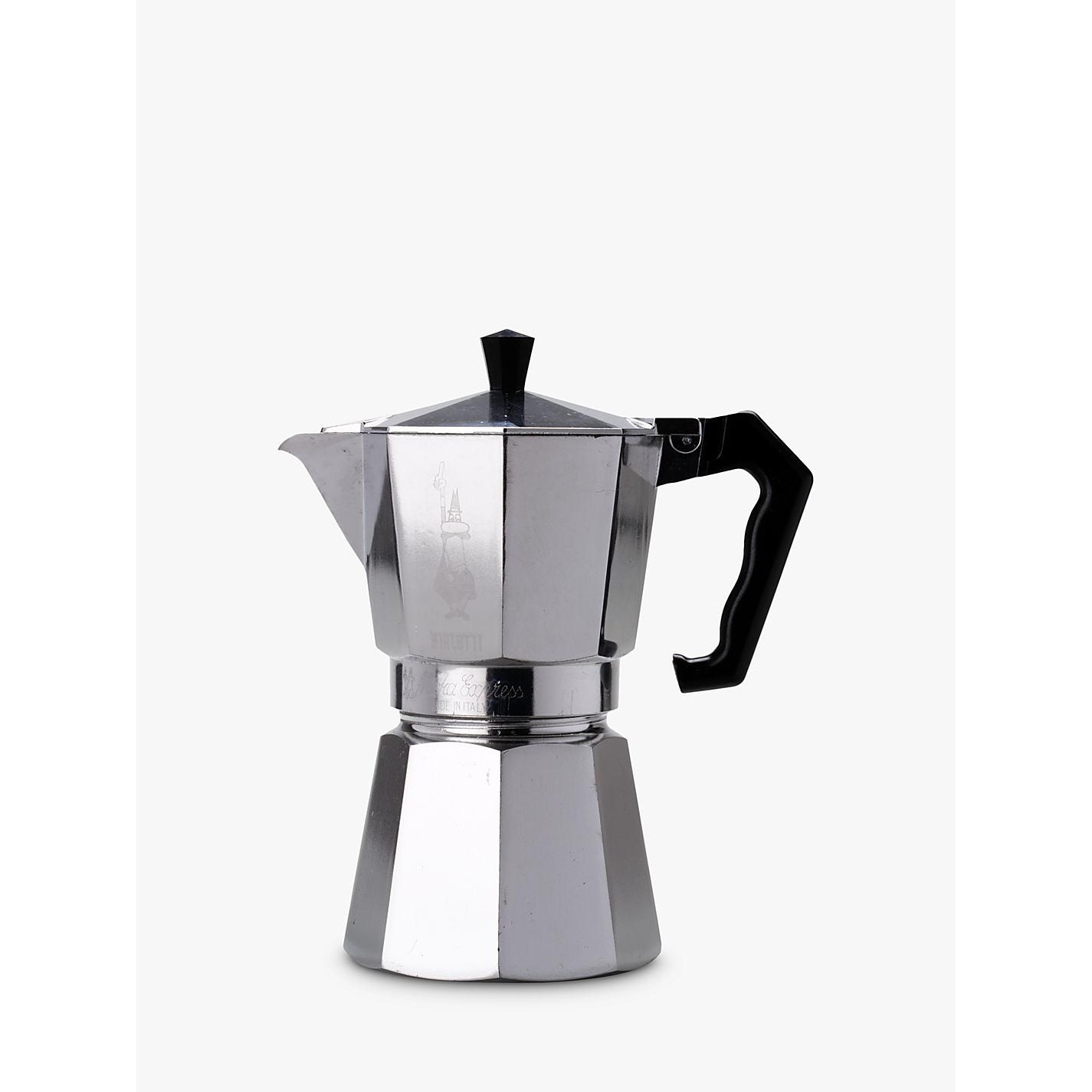 Bialetti Moka Express Hob Espresso Maker Online At Johnlewis