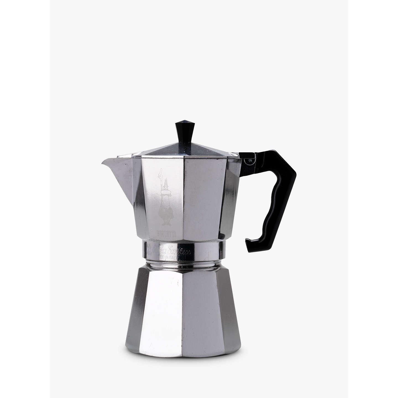 First Espresso Coffe Maker ~ Bialetti moka express hob espresso maker at john lewis