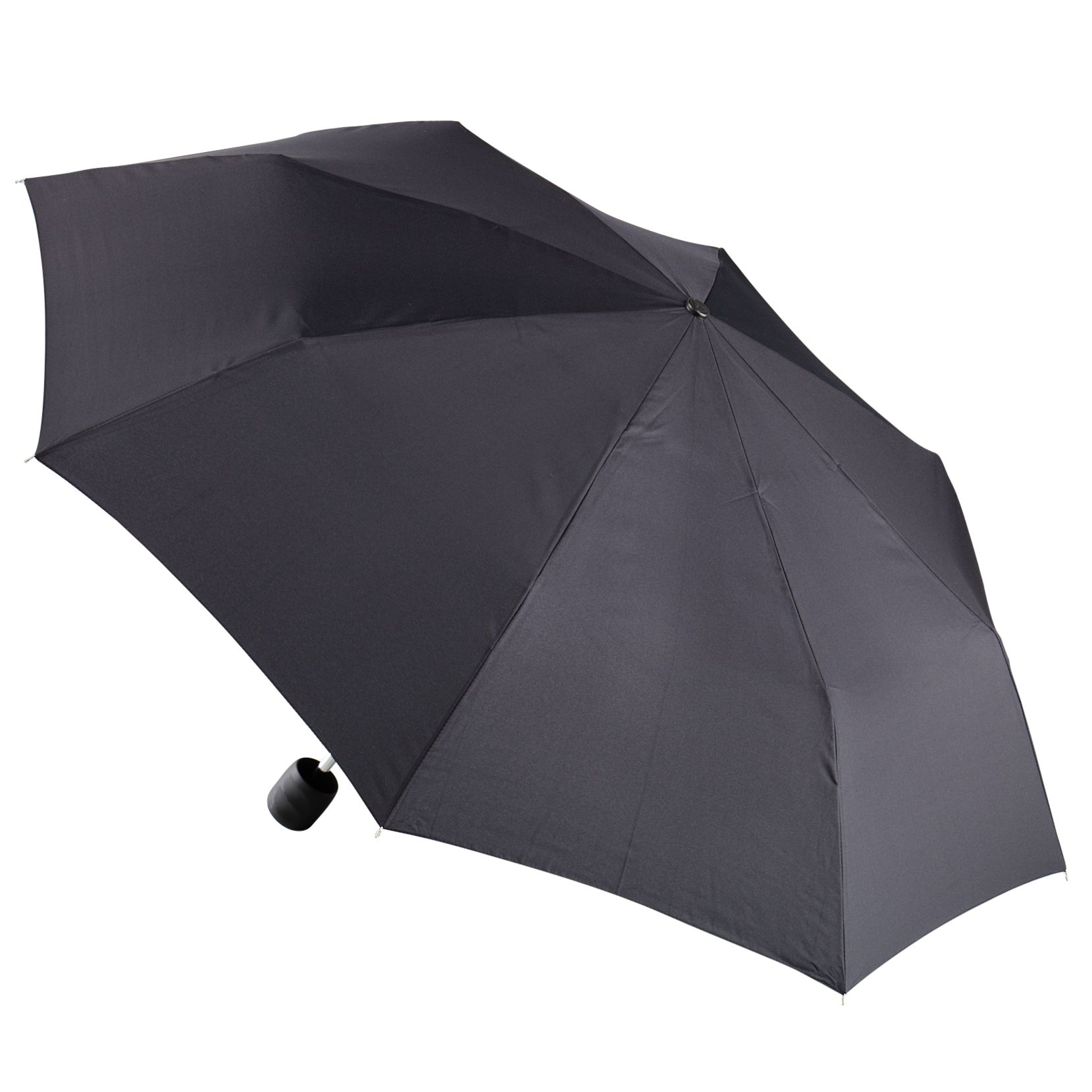 Fulton Fulton Stowaway 23 Umbrella, Black