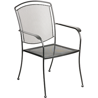 John Lewis Henley by KETTLER Outdoor Dining Armchair