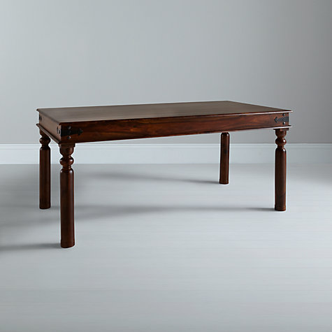 Buy John Lewis Maharani 6 Seater Dining Table Online at johnlewis.com
