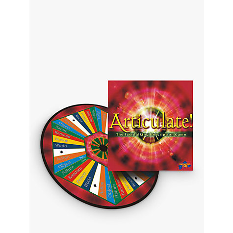 Buy Drumond Park Articulate! Game Online at johnlewis.com