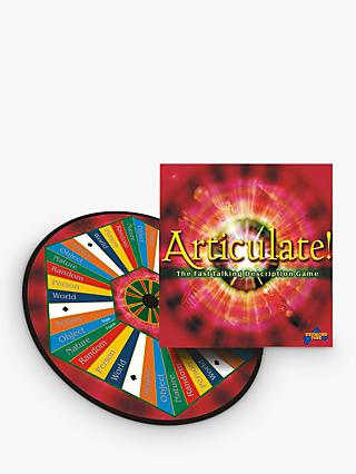 Drumond Park Articulate! Game
