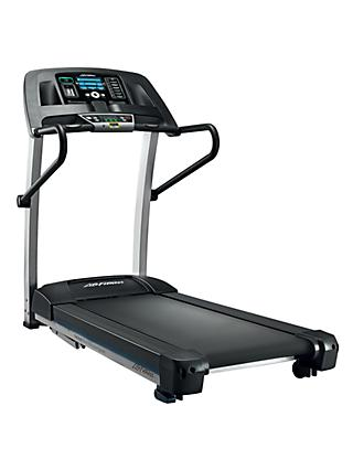 Life Fitness F1 Smart Folding Treadmill