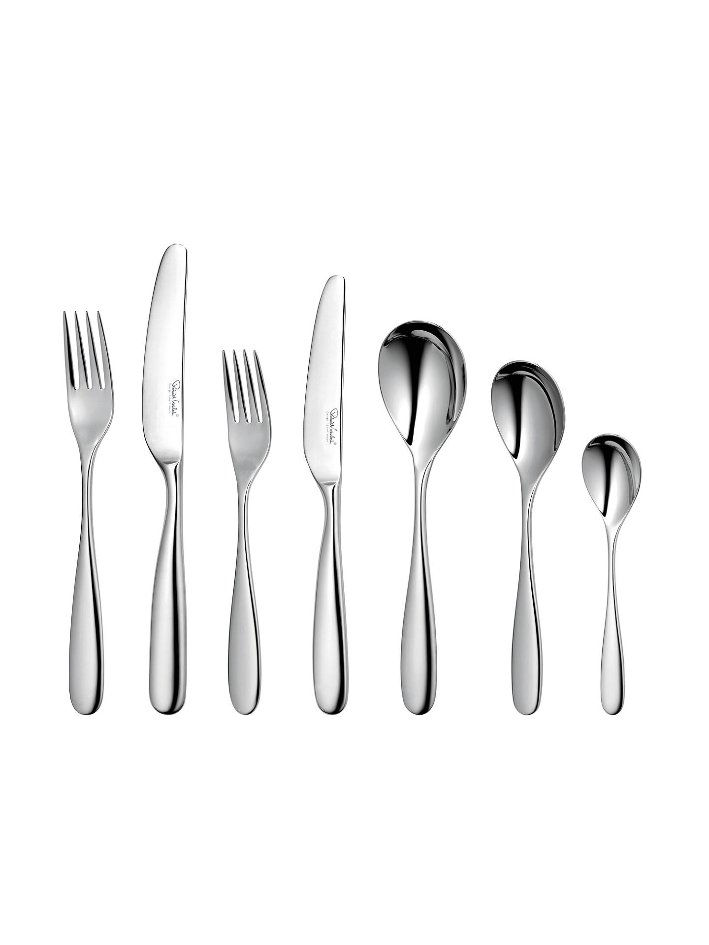 Buy Robert Welch Stanton Cutlery Set, 44 Piece/6 Place Settings Online at johnlewis.com