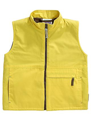 Brownies Uniform Gilet, Yellow