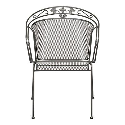 John Lewis Henley by KETTLER Round Back Garden Armchair