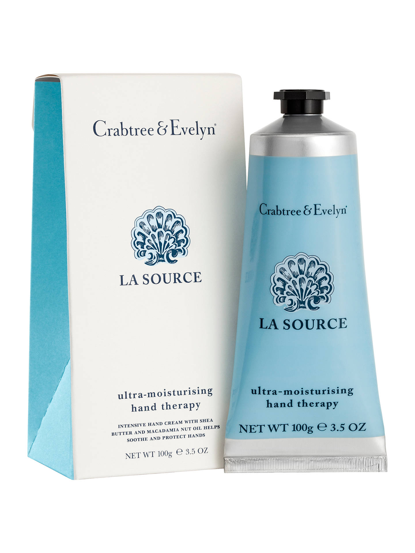 Buy Crabtree & Evelyn La Source Hand Therapy Cream, 100g Online at johnlewis.com