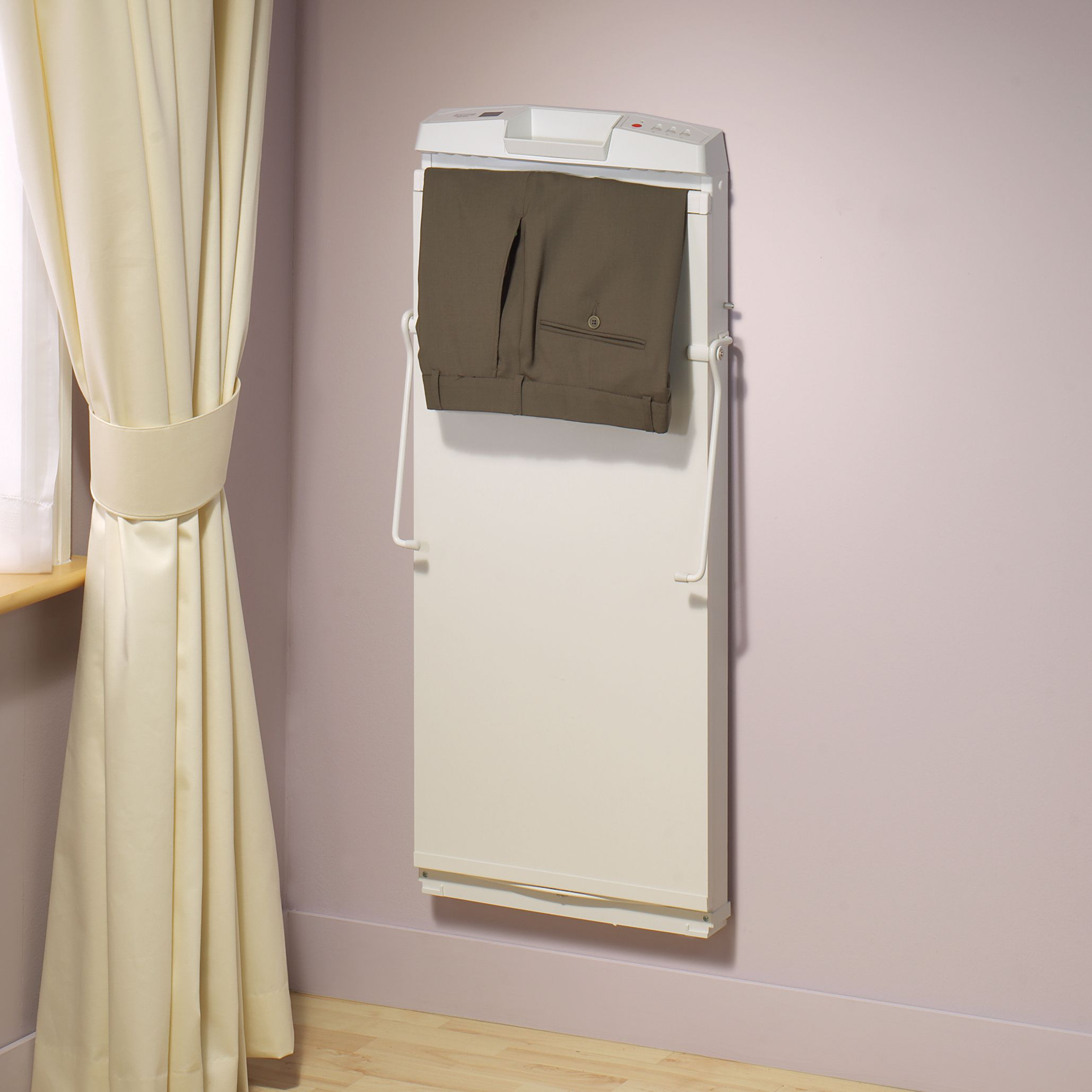 Corby Trouser Press White 7700 At John Lewis Partners