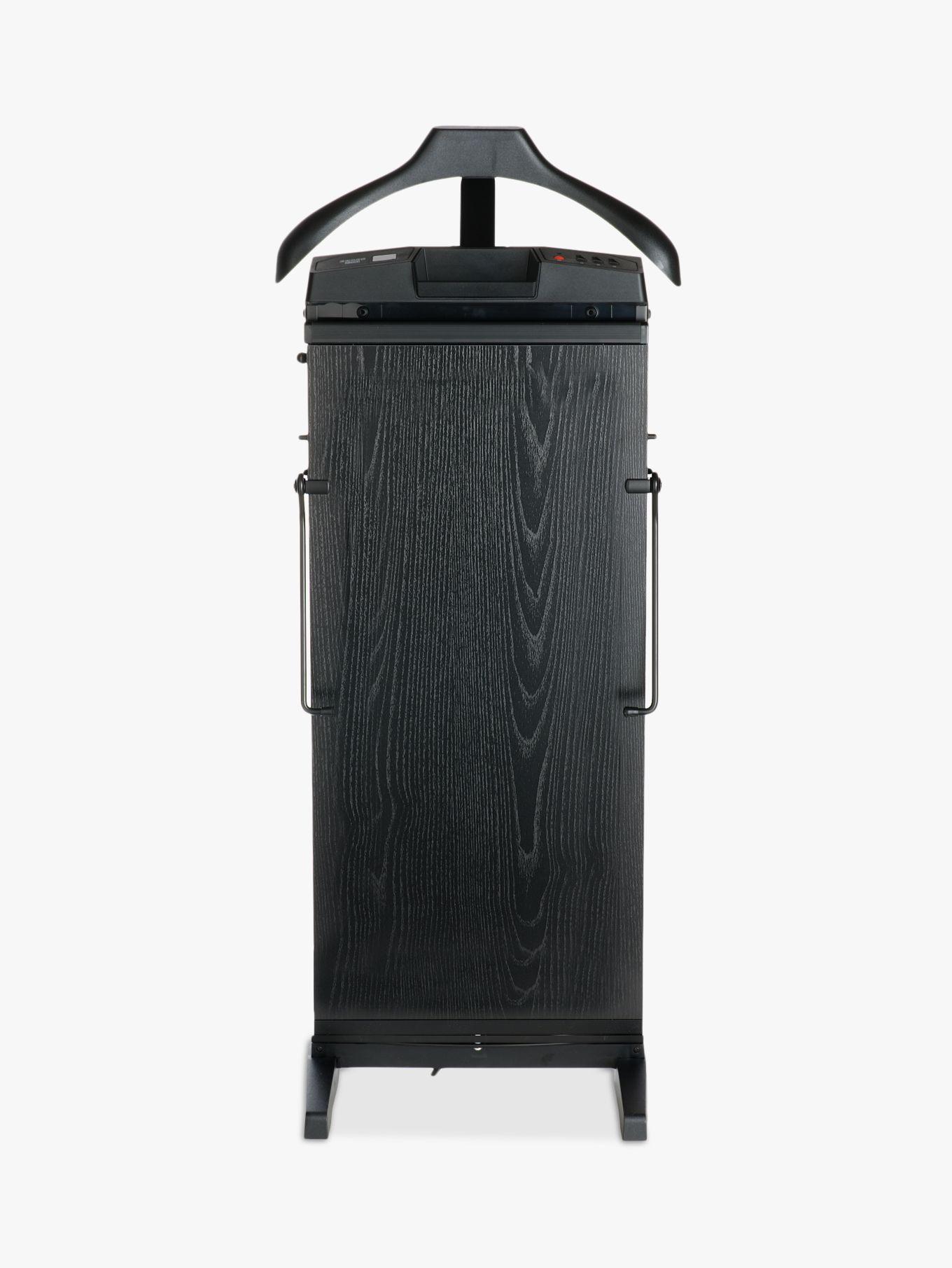 Corby 7700 Trouser Press Black Ash At John Lewis Partners
