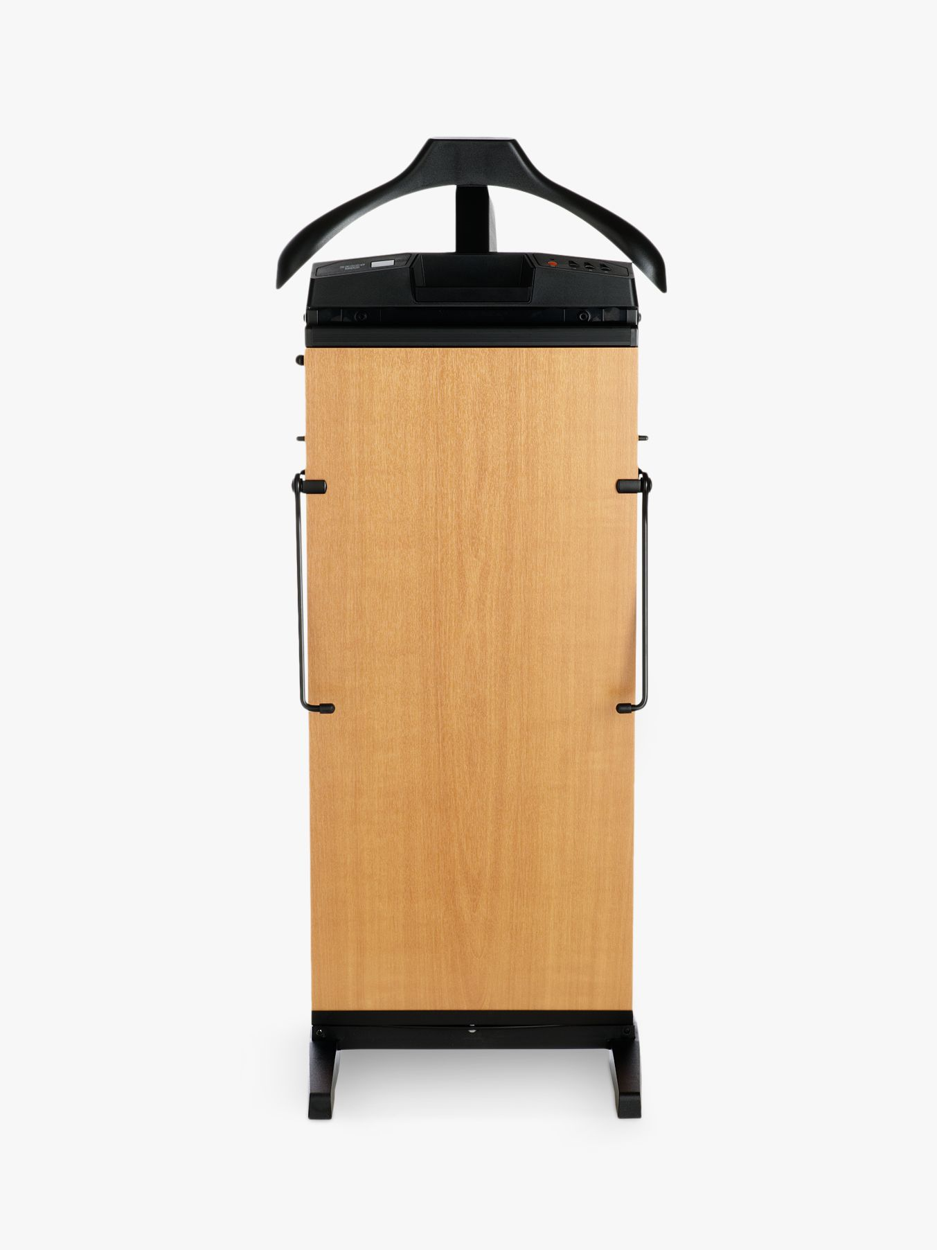 Corby 7700 Trouser Press Beech At John Lewis Partners