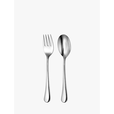 Buy Robert Welch Radford Salad Servers, 2 Piece Online at johnlewis.com