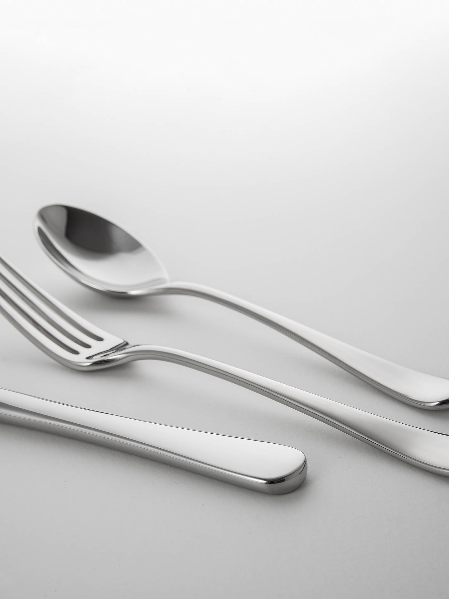 Buy Robert Welch Radford Soup Spoon Online at johnlewis.com