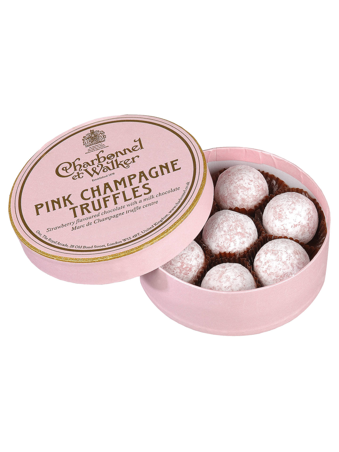 e2ed14ae5 BuyCharbonnel et Walker Pink Champagne Truffles