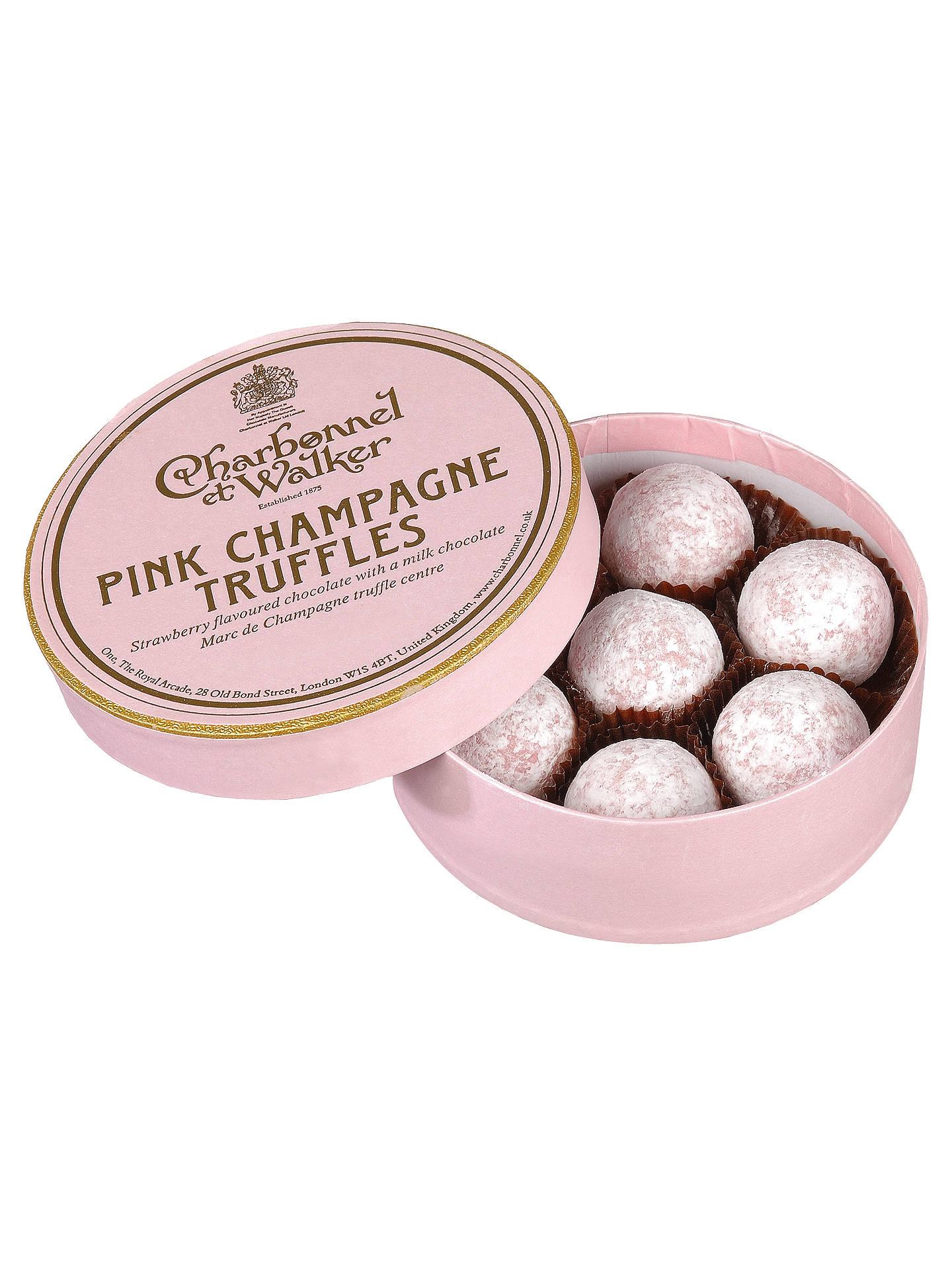 BuyCharbonnel et Walker Pink Champagne Truffles 0481ff703