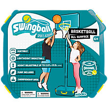 Buy Mookie Toys Swingball Basketball Set Online at johnlewis.com