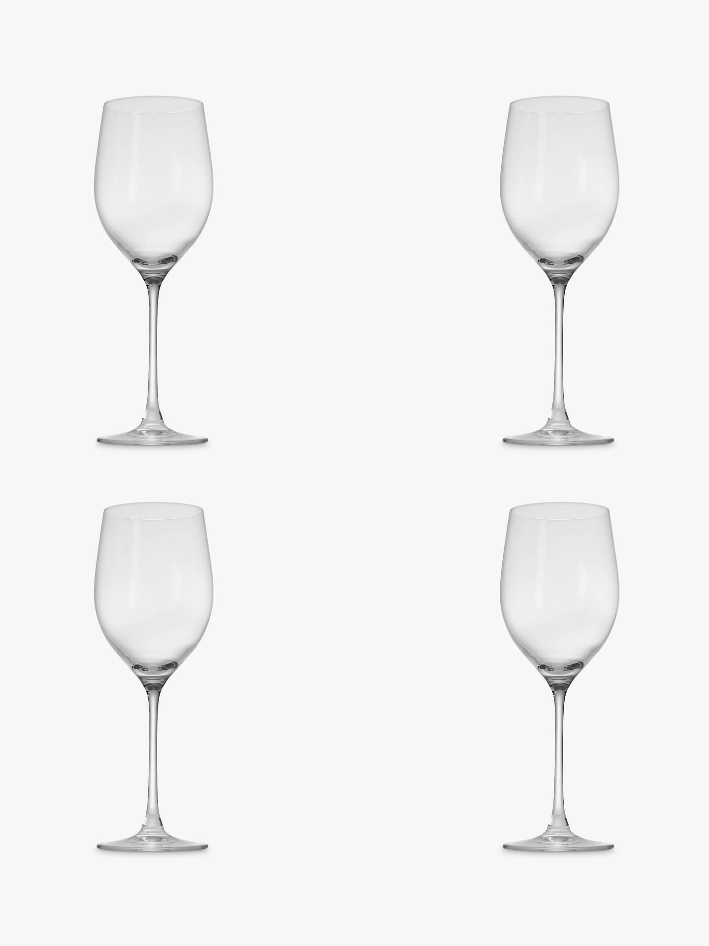 john lewis partners vino red wine glasses set of 4. Black Bedroom Furniture Sets. Home Design Ideas