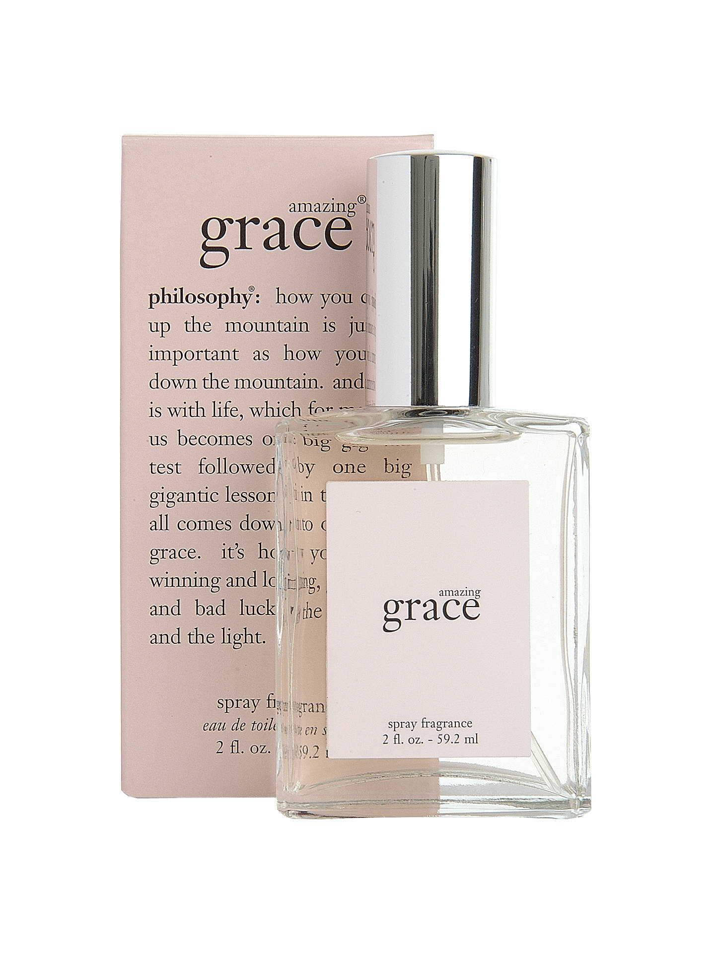 Philosophy Amazing Grace Fragrance, 60ml