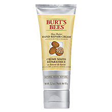 Buy Burt's Bees Shea Butter Hand Repair Creme, 90g Online at johnlewis.com