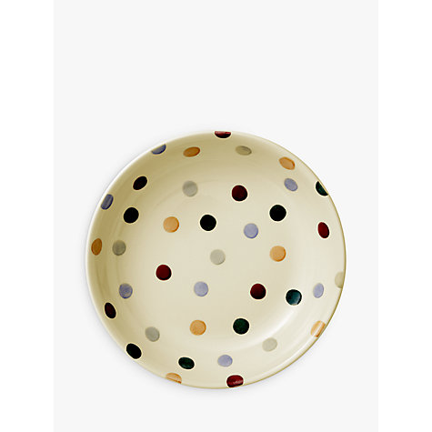 Buy Emma Bridgewater Polka Dot Pasta Bowl Online at johnlewis.com