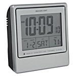 John Lewis Neptune Touch Screen Radio Controlled Alarm Clock