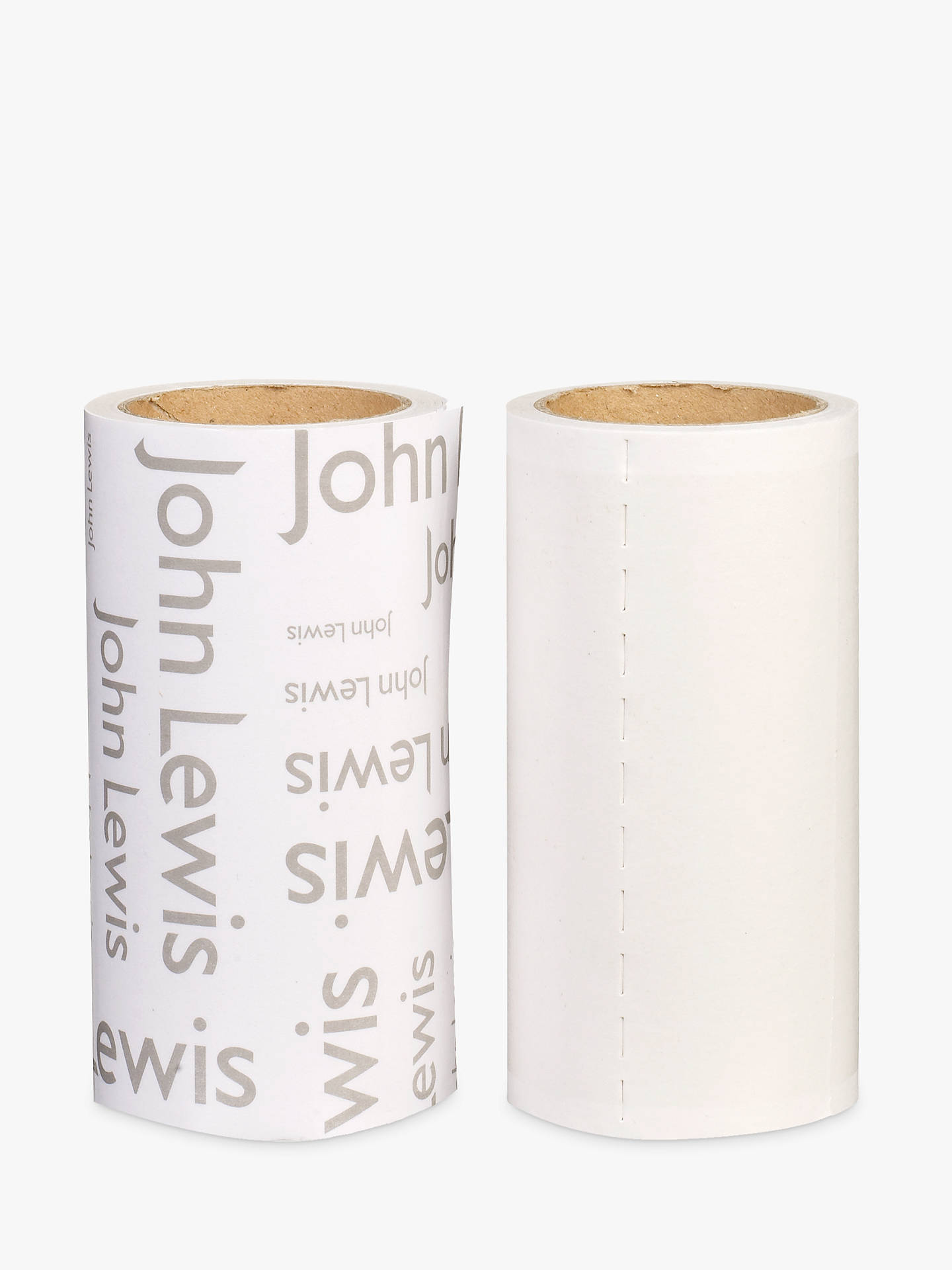 BuyJohn Lewis & Partners Lint Roller Refill, Pack of 2 Online at johnlewis.com
