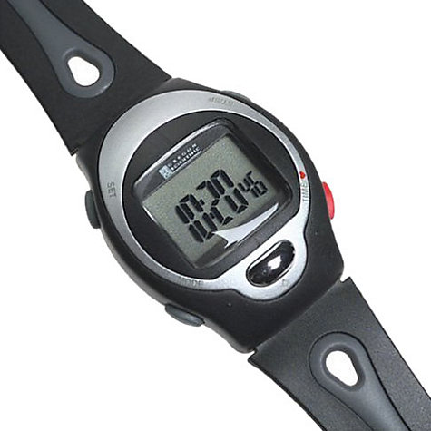 Manual do polar rs 100 heart rate monitor and stopwatch