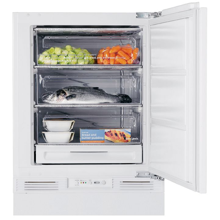 John Lewis JLBIUCF01 Integrated Freezer