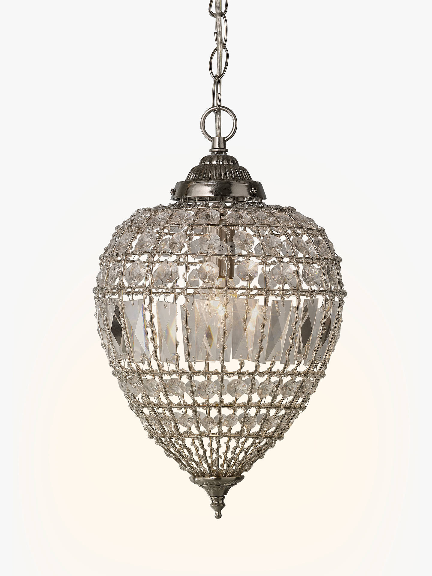 BuyJohn Lewis & Partners Dante Small Chandelier Pendant Online at johnlewis.com
