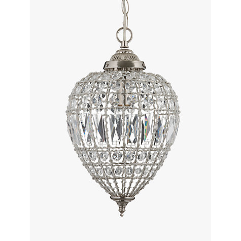 Buy John Lewis Dante Chandelier Pendant Online at johnlewis.com