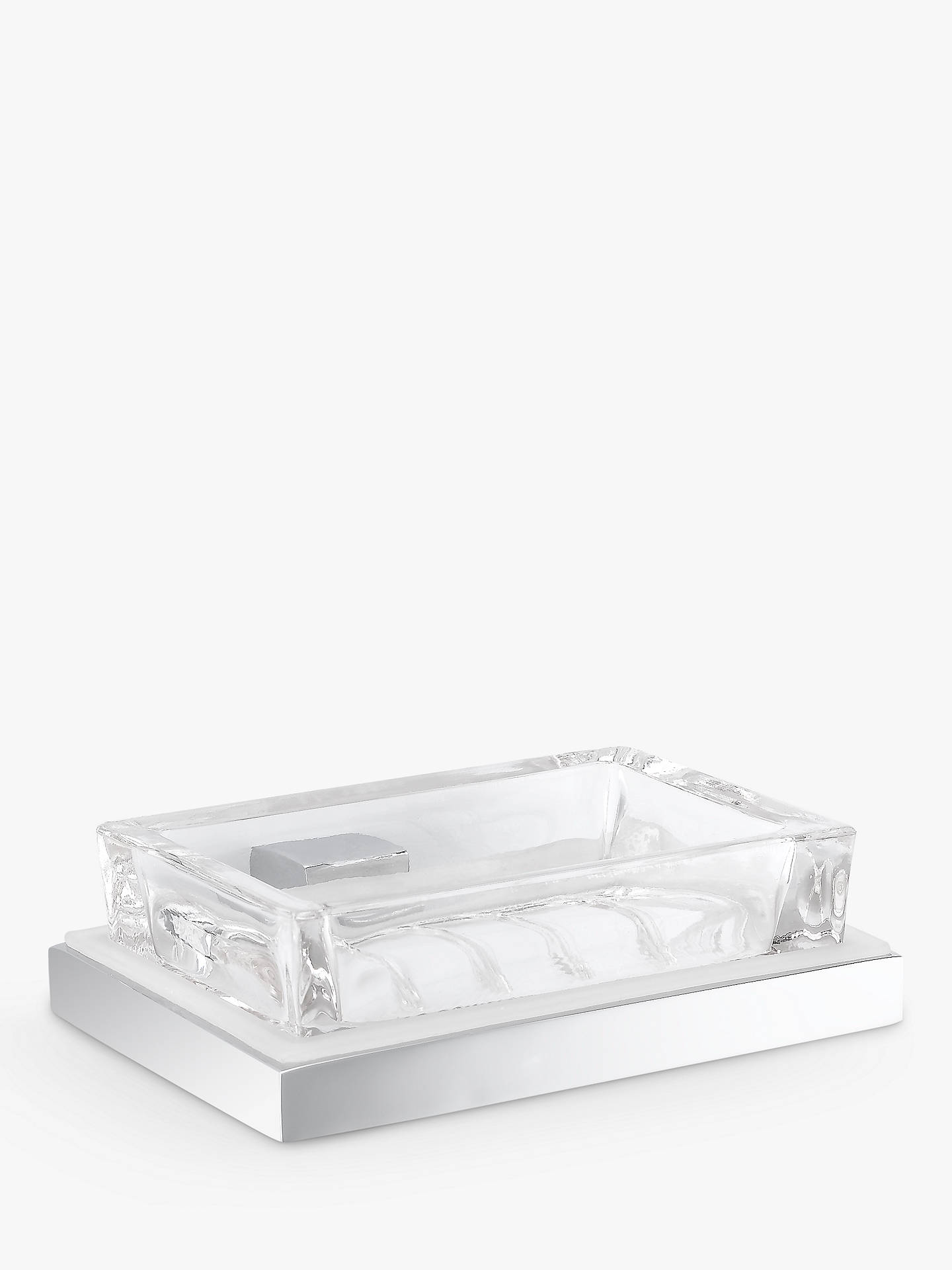 Buy John Lewis & Partners Ice Soap Dish & Holder Online at johnlewis.com