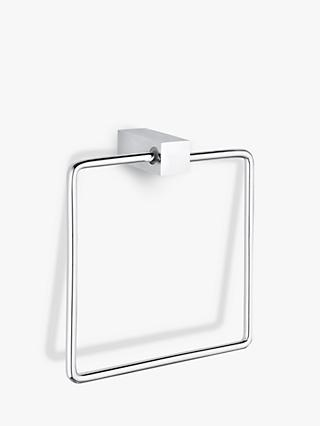 John Lewis & Partners Ice Towel Ring