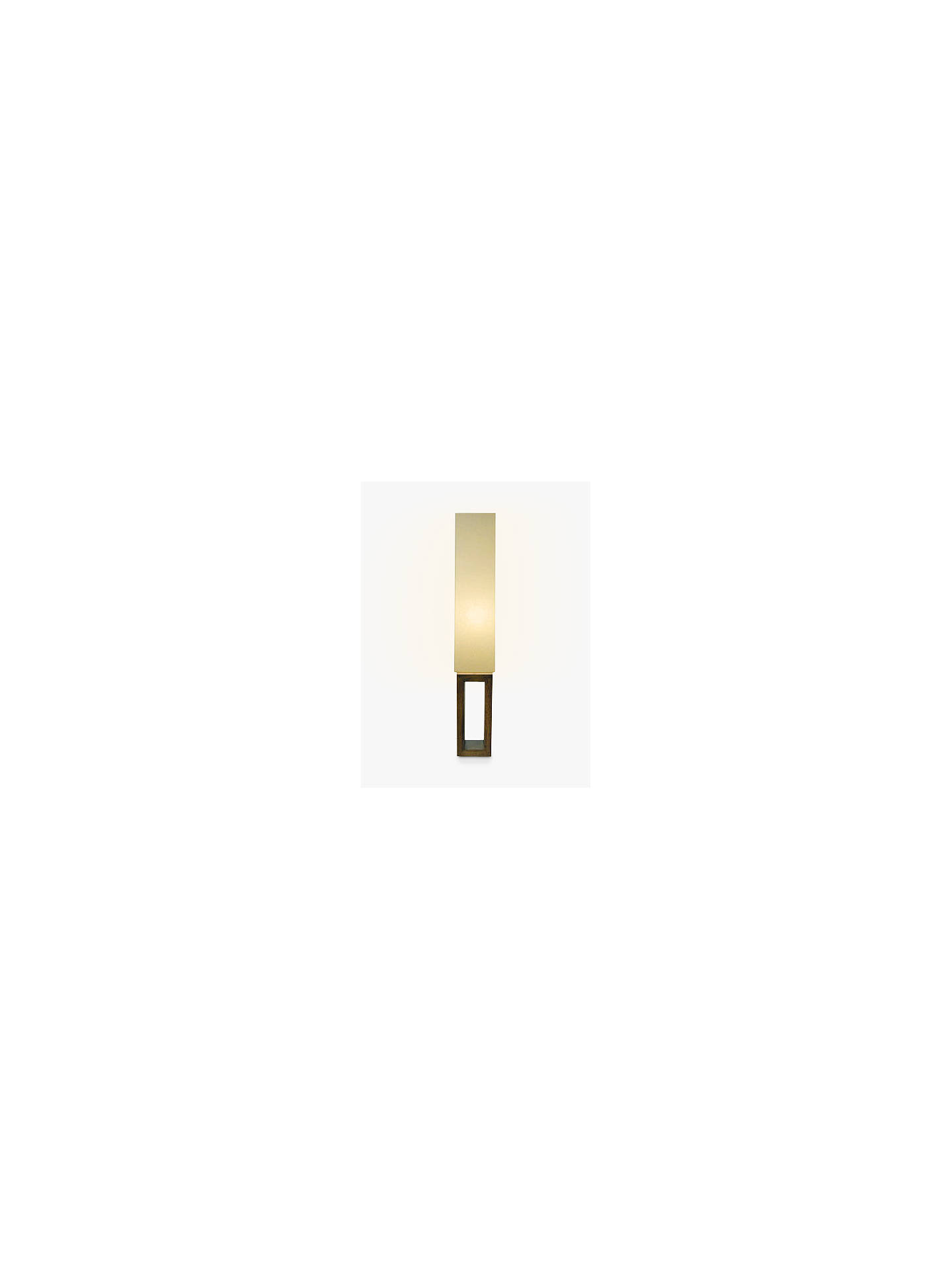 Buy John Lewis & Partners Echo Wood Floor Lamp Online at johnlewis.com