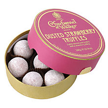 Buy Charbonnel et Walker Strawberry Truffles, 135g Online at johnlewis.com