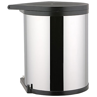 Wesco Round Kitchen Bin, 13L
