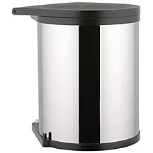 Buy Wesco Round Kitchen Bin, 13L Online at johnlewis.com